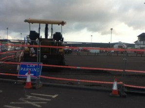 2012 Asda Carpark resurfacing (PV)