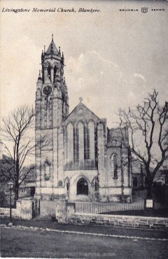 1904 Livingstone Memorial Church (PV)