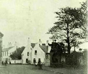 1912 Wall repairs at Kirkton