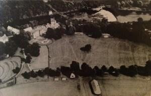 1940s David Livingstone Aerial photo
