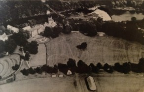 1950s David Livingstone Aerial photo