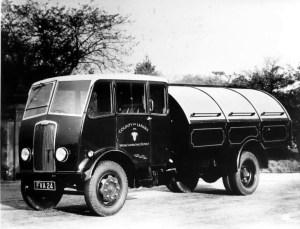 1948 Blantyre Scavenging Truck