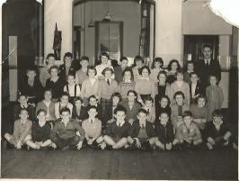 1955 High Blantyre Primary School by J Cochrane