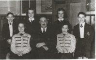 1955 HIgh Blantyre Primary School shard by J Cochrane
