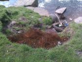 2015 Mess at Milheugh Falls April