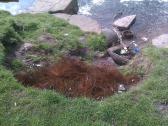 2015 Mess at Milheugh Falls April