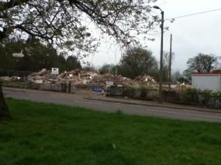 2012 Demolition of Remand School