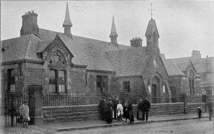 1907 High Blantyre Primary School