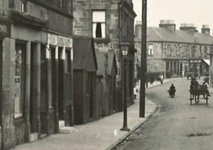 1922 Main Street looking Eastwards