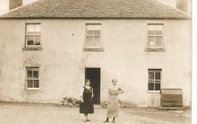 1930s Annie Main on the right. Photo by J Cochrane