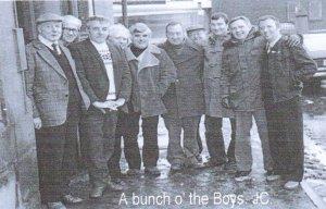 1970s The Old Original Mob