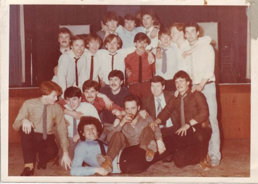 1980s football team