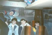 1988 2nd Blantyre BBs skiing trip to Aviemore (PV)