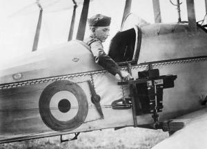 1915 Royal Flying Corps recon mission