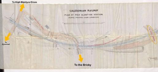 1897 Railway Siding, High Blantyre