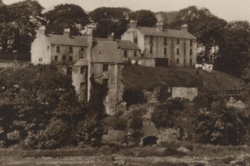 1910s Blantyre works after Mill demolition. Shared by G Cook