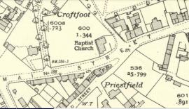 1936 Baptist Church, Main Street