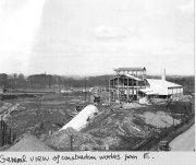 1955 Brickwork General view at Haughead