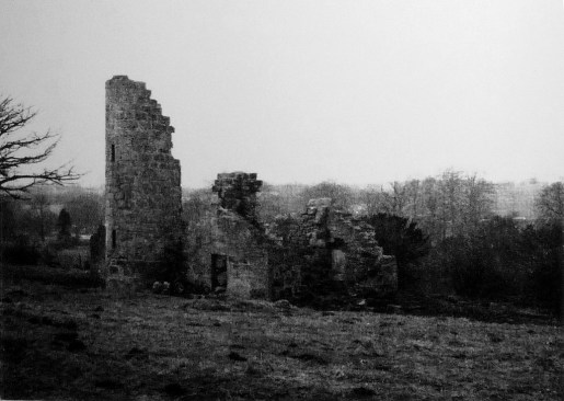 1960s View of Craigneith Castle