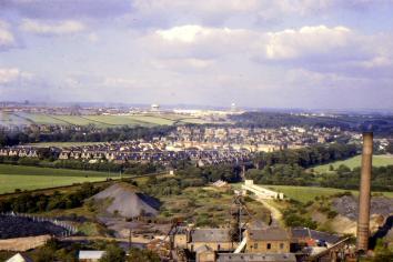 1962 Blantyreferme Collieries