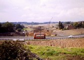 1966 July Construction of the M74. Shared by A Hastings
