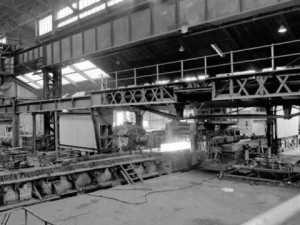Hallside Steelworks