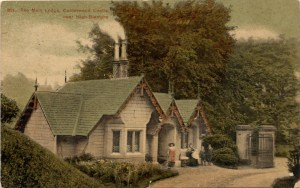 1905 Calderwood Lodge House shared by G Cook