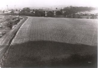 1938 Clyde Bridges from Blantyreferme Colliery