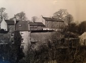 1950s David Livingstone Centre from the Livingstone Memorial Bridge (PV)