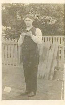 1911 James Nimmo Quoiting in Auchintibber