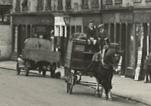 1927 Horse and Cart at Main Street