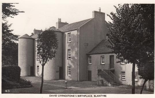 1930 David Livingstone Shuttle Row