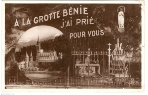 1935 Lourdes Grotto