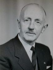 1945 James Dunlop, Headmaster Auchinraith Primary