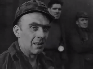 1947 6th January. Miners at Dixons 3 pit, Priestfield.