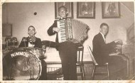 1950s Nimmo's Band, Blantyre