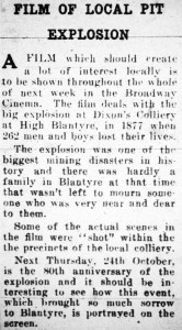 1957 October Blantyre Gazette