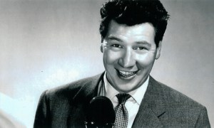 1965 Max Bygraves popular entertainer attended the fete