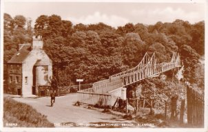 1966 David Livingstone Memorial Bridge, The Village (PV)