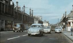 1972 Blantyre's Glasgow Road