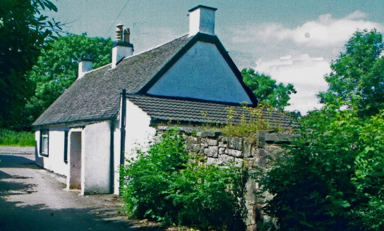 2005 Aggie Bain's Cottage, Barnhill by RDS