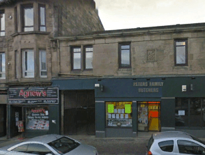 2009 Peters Butchers, Glasgow Road, Blantyre