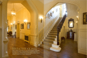 Crossbasket Castle, Main Hallway May 2015