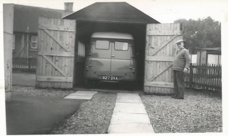 1960s Bill Cochrane at 6 Watson Place