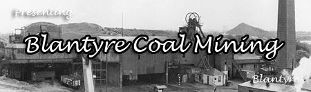 Blantyre Coal Mining