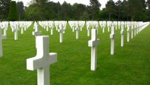 WW2 Graves