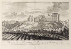 1718 Engraving of Blantyre Priory