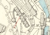 1897 Map of Shuttle Row