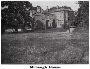 1901 Milheugh House, Blantyre