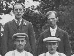 1928 Auchentibber Quoiting Team (PV)